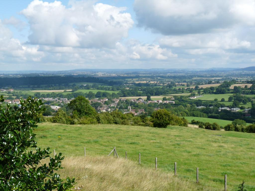 Village From Okeford