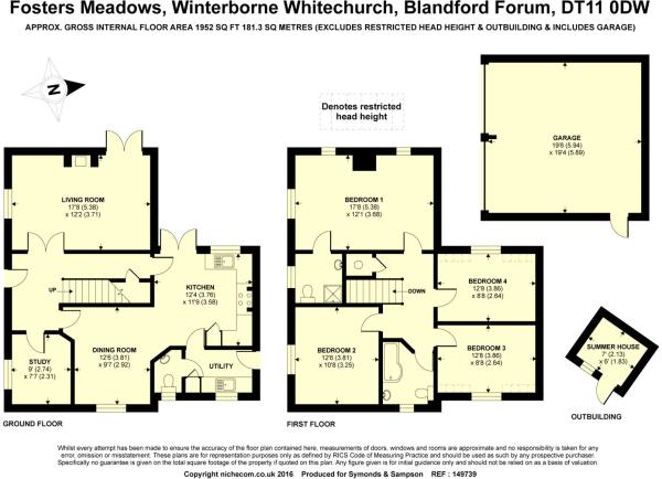 4 Bedroom Detached House For Sale In Fosters Meadows
