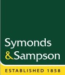 Symonds & Sampson, Blandford logo