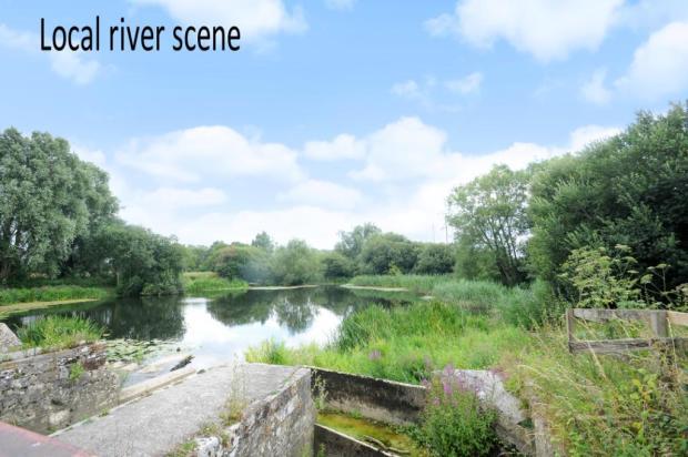 Local River In Area