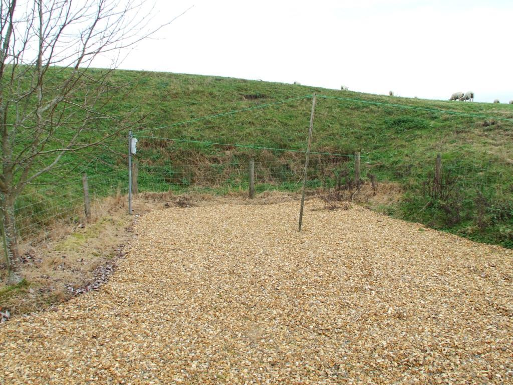 Gravel Area