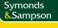 Symonds & Sampson, Dorchester & Poundbury logo