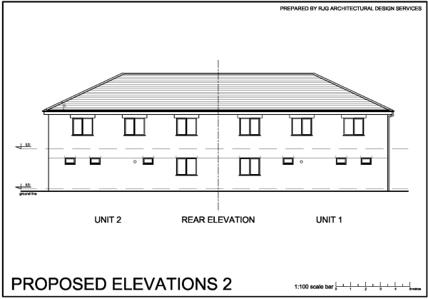 Proposed Elevatio...