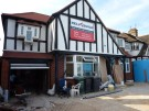 Detached house for sale in Edgwarebury Lane...