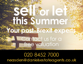 Get brand editions for Daniels, Dollis Hill & Neasden