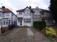 Woolmead Avenue semi detached property for sale