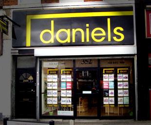 Daniels, Dollis Hill & Neasdenbranch details