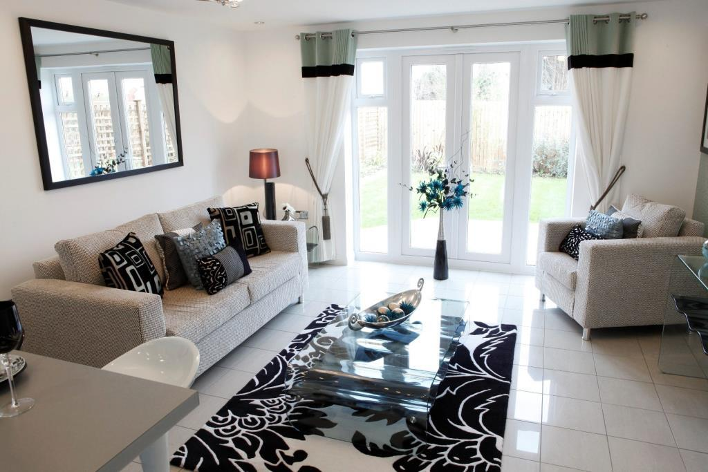 2 Bedroom Semi Detached House For Sale In Off Saxon Drive