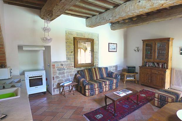 Cantina living area
