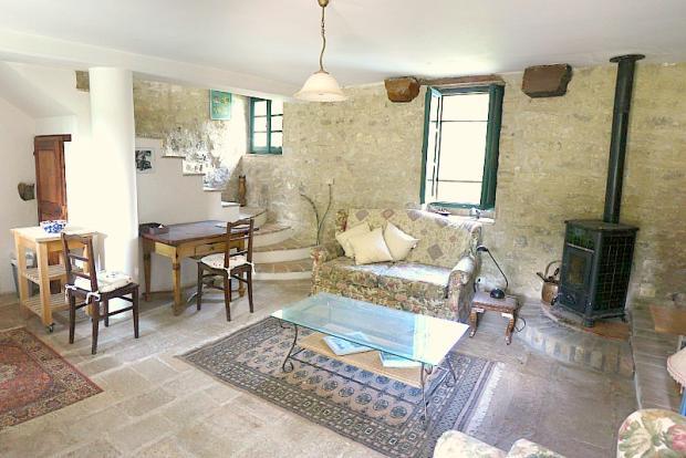 Cipressi living area