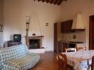 Kitchen&fireplace