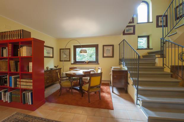 Study room & stairs