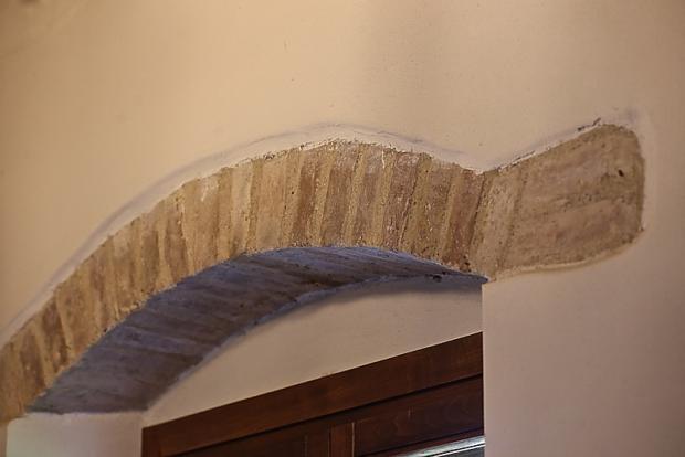 Inside wall details