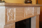 Fireplace details