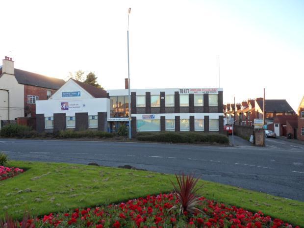 Sutton In Ashfield Library Car Parking Map