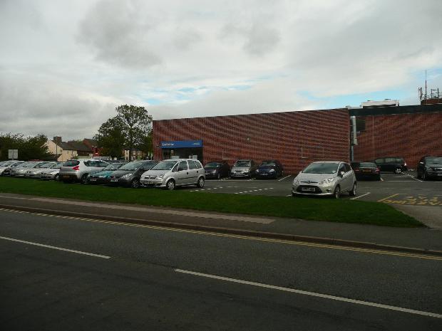 Opp Public Car Park