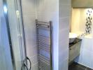 Fitted shower room