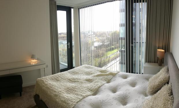 M Bedroom/Canal view