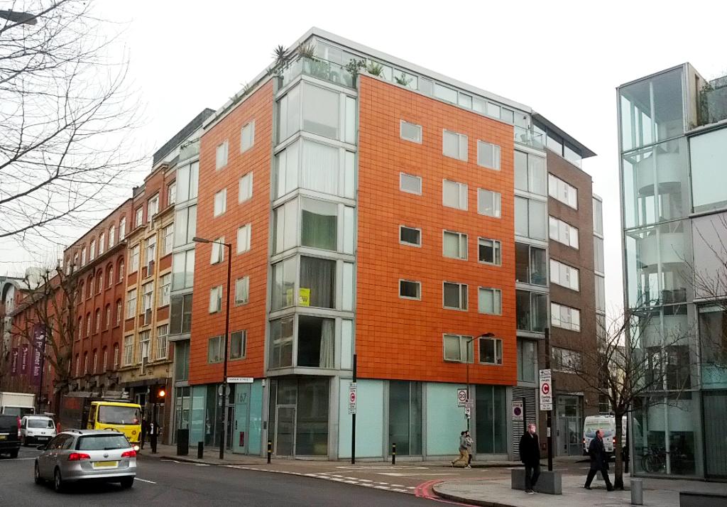 Rent Flat London Black Katz