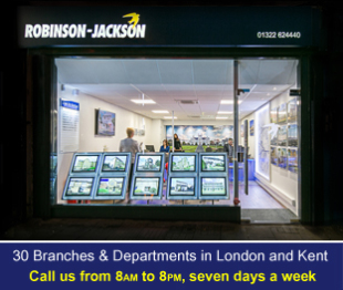 Robinson Jackson, Greenhithe & Swanscombe  - Resalebranch details