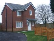 Detached home for sale in Emlea Gardens, Ince...