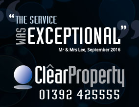 Get brand editions for Clear Property, Exeter