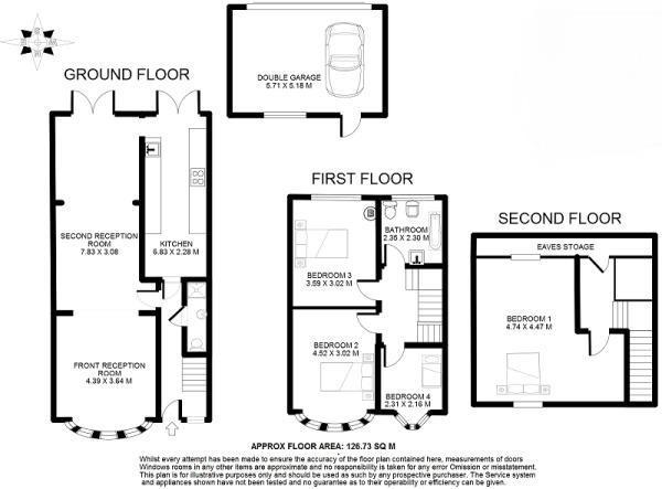 floorplan larkswood