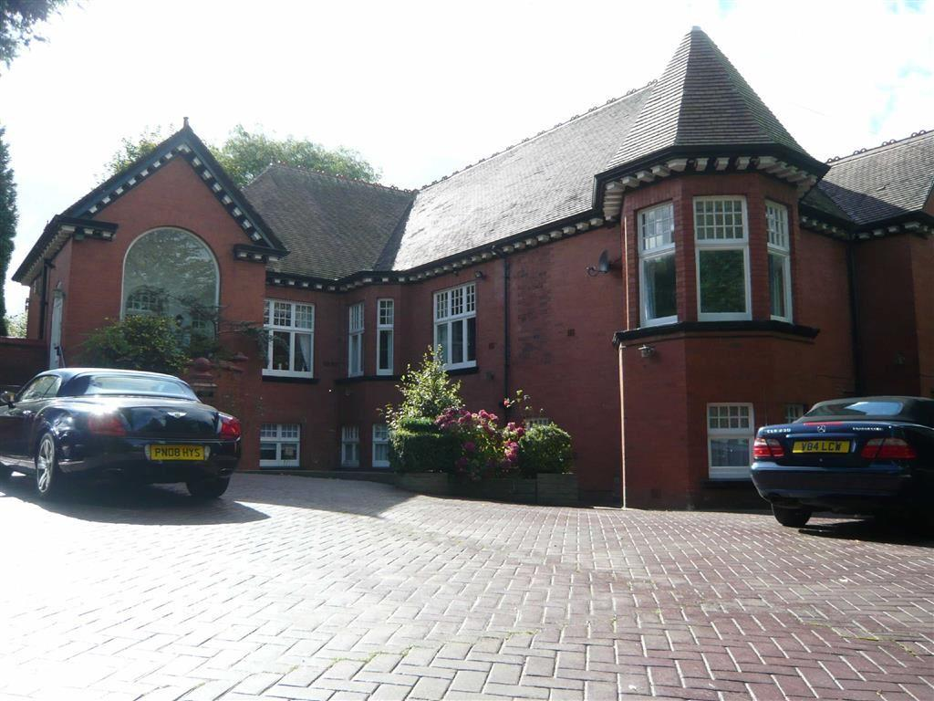 5 Bedroom Detached House For Sale In 7 Old Hall Road Broughton Park Salford M7