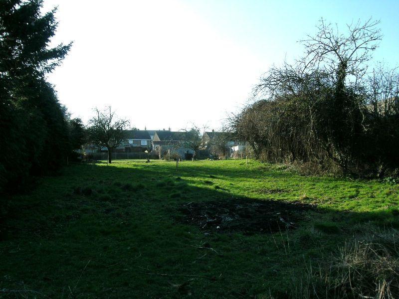 Rear of Plot