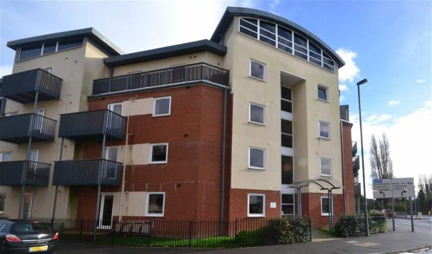 2 Bedroom Apartment For Sale In Suffolk Drive Gloucester Gl1