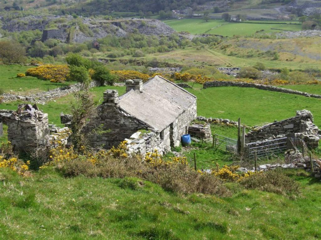 Derelict Property With Land For Sale Pembrokeshire