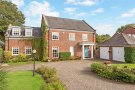 Detached house for sale in Manor Wood Gate...