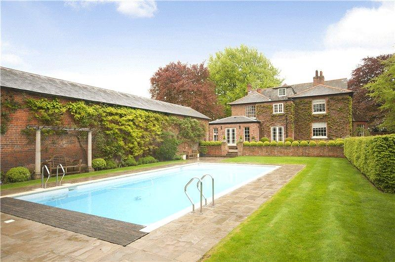 6 Bedroom Detached House For Sale In Caps Lane Cholsey Oxfordshire Ox10 Ox10