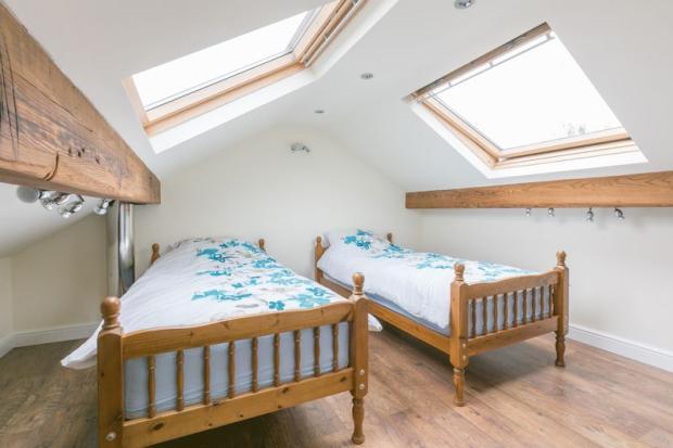 bedroom / loft...