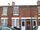 Terraced house in Arnold Street, Derby...