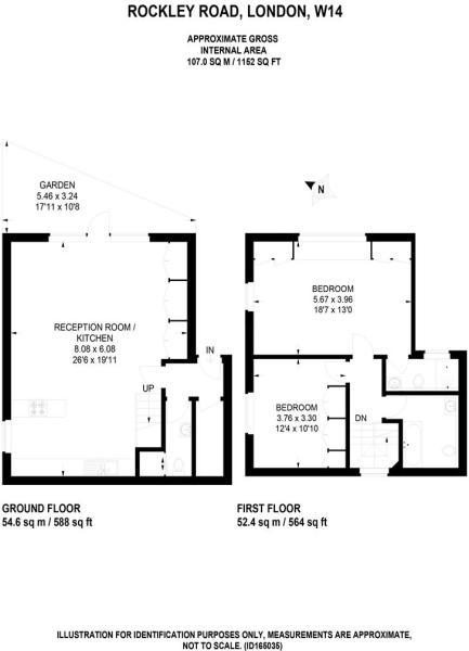Floor plan - 44 Rock