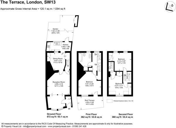 Floor plan - 4 The T