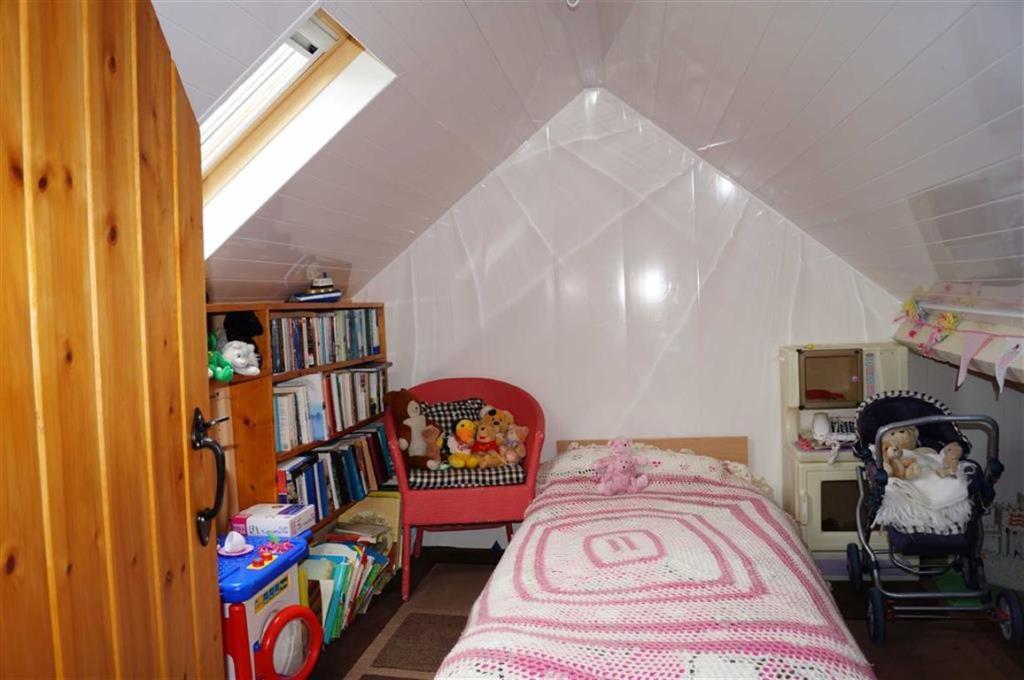 Two loft bedrooms