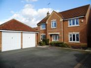 Detached property for sale in Tarragon Way, Bourne