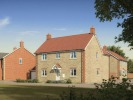 4 bedroom new house in Royal Gardens, Old Sarum...