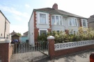 semi detached house for sale in Rhydhelig Avenue, Heath...