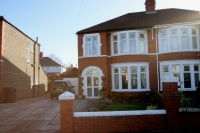 semi detached house in St. Aidan Crescent...