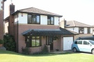 Detached home for sale in Cwm Gwynlais...