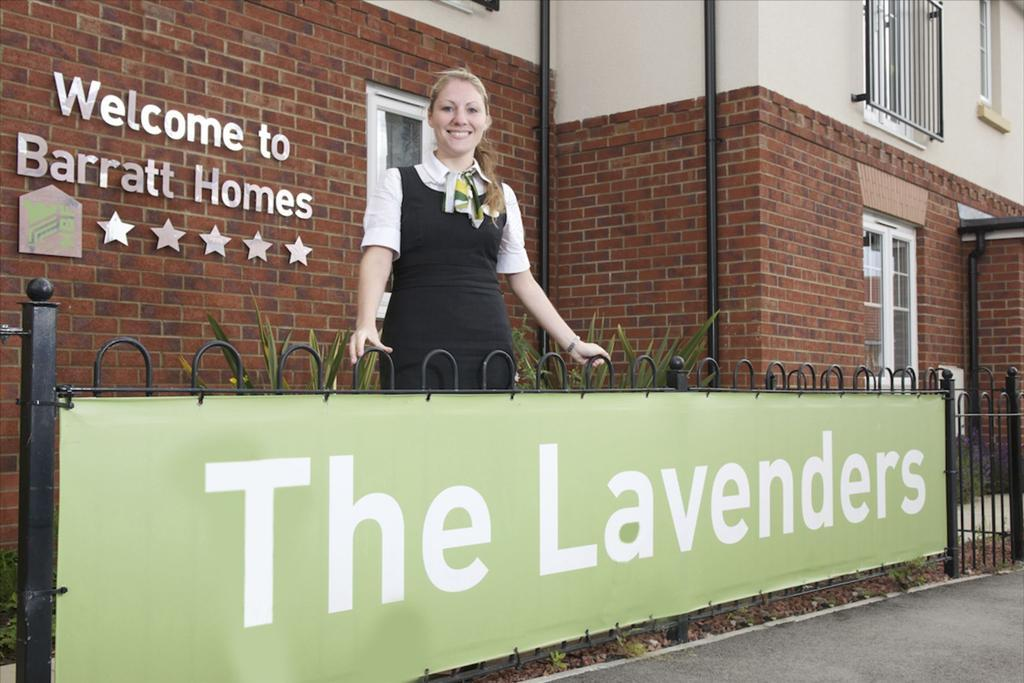 Sales Advisor, The Lavenders