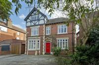 Detached home in Station Road, Dorridge...
