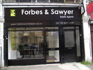 Forbes & Sawyer Estate Agents, Lewishambranch details