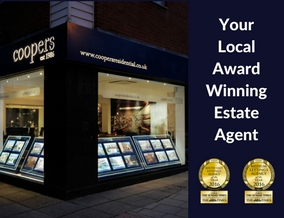 Get brand editions for Coopers, Ruislip - Lettings