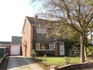 3 bed semi detached property in Templar Court...