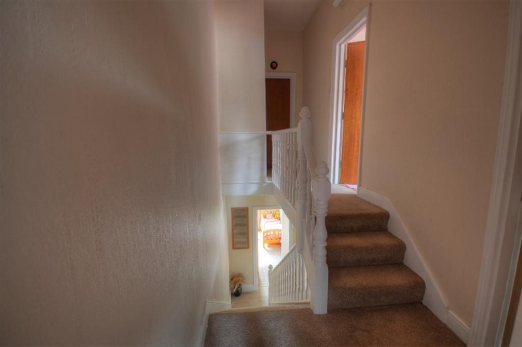 second floor landing