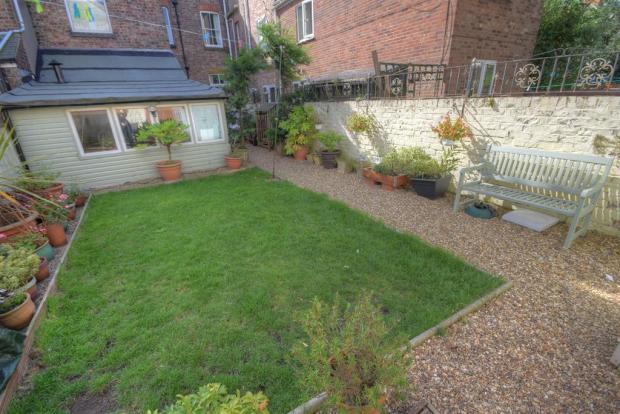 Garden alternate view
